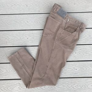 Bonobos Corduroy 5 Pocket Pants 34 Athletic Fit
